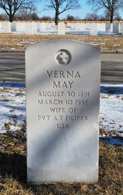 Verna May Filipek