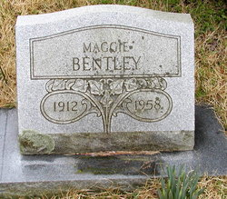 Maggie <I>Collier</I> Bentley