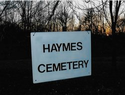Haymes Cemetery