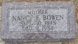 Nancy E. Bowen