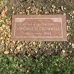 Virginia <I>Dolan</I> Cromwell