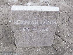 "Nelson Nehemiah ""Uncle Mi"" Leach"