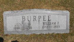 Jennie Bell <I>Amidon</I> Burpee