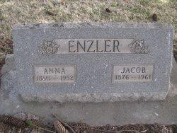 Anna <I>Weber</I> Enzler