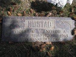 """Nordahl Alexander """"Nordie"""" Hustad"""