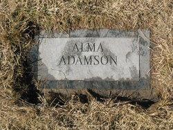 Alma Caroline Adamson