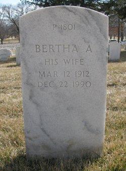 Bertha M Birmingham