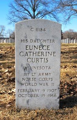 Eunece Catherine Curtis