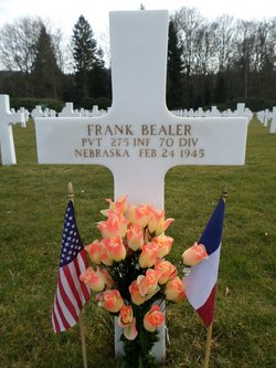 Pvt Frank Bealer