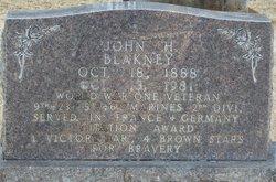 John Henry Blakney