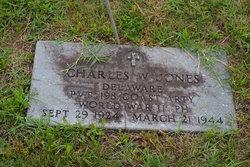 Pvt Charles William Jones