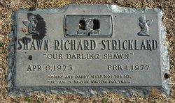 Shawn Richard Strickland