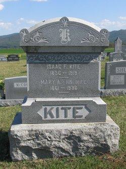 Mary Ann <I>Shuler</I> Kite