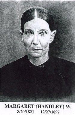 Margaret <I>Handley</I> Waggoner