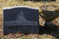 Annie Hardin
