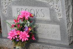 Addie <I>Wooten</I> Brooks