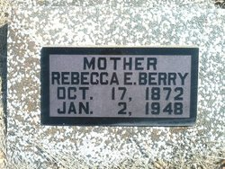 Rebecca E. Berry