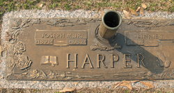 Joseph Miles Harper, Jr