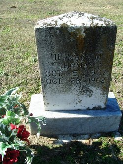 Herman Melton Thomas