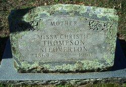 Missa <I>Overton</I> Thompson