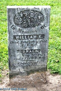 William E. Cranstoun