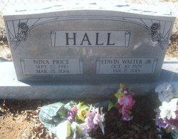 "Edwin Walter ""Ed"" Hall, Jr"