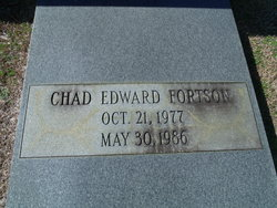 Chad Edward Fortson