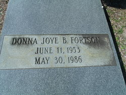 Donna Joye B. Fortson
