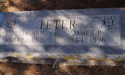 James Knox Polk Teter