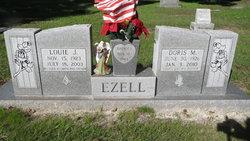 Doris Margaret <I>Schunter</I> Ezell