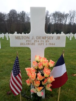 PFC Milton John Dempsey, Jr