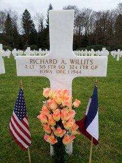 2Lt Richard Andrew Willits
