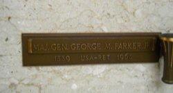 MG George Marshall Parker, Jr