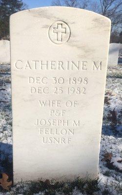 Catherine M Fellon