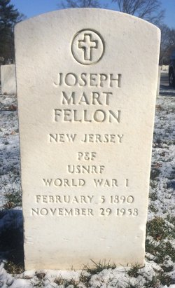 Joseph Mart Fellon