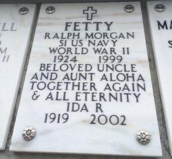 Ralph Morgan Fetty