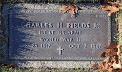 Charles H Fields, Jr