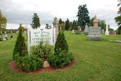 Saint Ann's Presbyterian Cemetery
