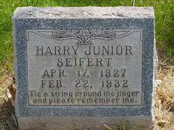"Harry C ""Junior"" Seifert"