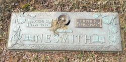 Edith Pearl <I>Henry</I> Nesmith
