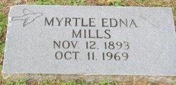 Myrtle Edna <I>Kite</I> Mills
