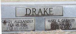 Grady Alexander Drake