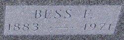 Bess F Alexander