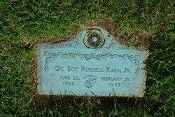 Sgt Russell Keen, Jr