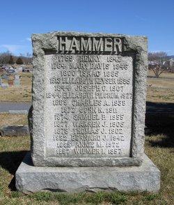 Elizabeth <I>Keyser</I> Hammer