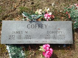 Dorothy <I>Mathews</I> Coffey