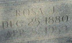Rosa Jane <I>Bollinger</I> Seabaugh
