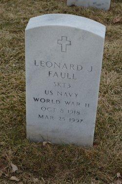 Leonard J Faull
