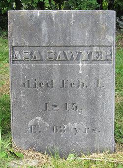 Asa Sawyer Sr.