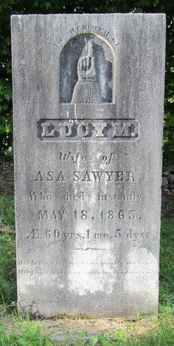 Lucy <I>Morse</I> Sawyer